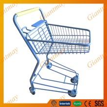 4 wheels Japanese style shopping cart