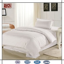 4 pcs hotel bed linen hotel bedding sets made in india