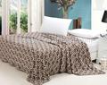 Usable mantas/colorido al por mayor paño grueso y suave manta mantas/ropa de cama edredones
