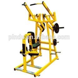 fitness equipment hammer strength leg press machines