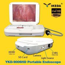 Waterproof Optical colonoscopy Endoscopy with LED light source