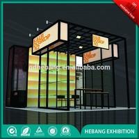 2015 China Exhibition Booth Design/Exhibition Design/Exhibition Stall Design