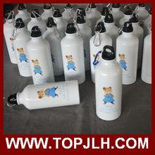 Sport bottiglie di compressione 600ml le immagini& logo stampato