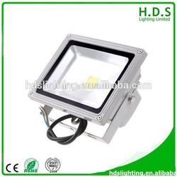 12v 10w led flood light white Waterproof 100lm/w High power cri 90 ip65 70w high lumen led outdoor flood light