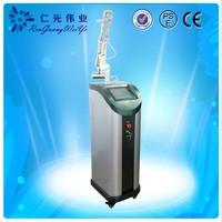RF tube fractional skin tightening home use co2 fractional laser