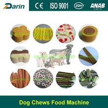 Dry pet dog treats food machine/production line with CE
