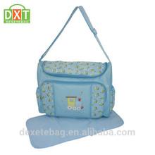 Branded hot design mummy tote bag baby diaper bag