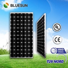 Bluesun CE/IEC/TUV/UL certificate solar panel manufacturers in china
