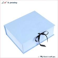 custom cardboard paper book shape gift box with ribbon bow/ book shape gift package box/ book shape gift packaging box wholesale