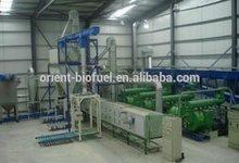 il ce ha approvato biomassa quailty di sicurezza a risparmio energetico bassi costi di manutenzione impianto pellet disegno speciale per la vendita