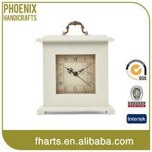 Various Design Wooden Mantel Clocks