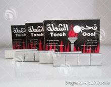 white coal for shisha, hookah smoking