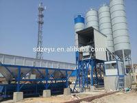 HZS90 popular concrete mixing plant