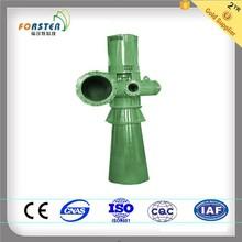 Green Energy 3-9m Low Head Water Tubular Generator Unit