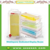 PET,RPET,GPET,GAG,PP plastic Cell Phone Case Packaging