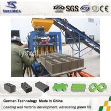 real estate construction equipment brick make machine project Hot sale alibaba sand and cement brick machine