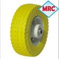 Ad alte prestazioni 250-4 ruota pu/gomma pneumatici riempiti di schiuma per carriola