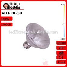 china new quality products halogen lighting bulb PAR30 230V 100W E27