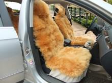 Fashion Sheep long fur car seat covers