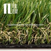 interlocking artificial grass animal tile for pet mattress