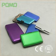Brand new single clear acrylic namecard case holder