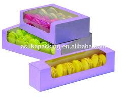 2015 New Window cupcakes box provider