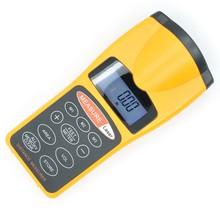 CP-3007 LCD Ultrasonic Laser Meter Pointer Distance Measurer