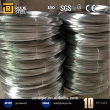 Electro galvanized iron wire/galvanized binding wire