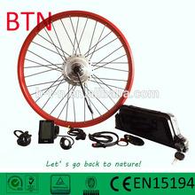 2015 wholesale electric 4'' tire bike conversion kit-S2 excellent