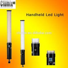 shooting handheld led light with 3200K-5600K for video/studio/film