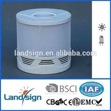 True HEPA with led lights car fresh air purifier/ionizer air purifier/negative ion air purifier