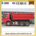 Chinês pesado SINOTRUK HOWO 6 x 4 despejo caminhão com melhor qualidade / usado hyundai Dump Truck