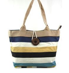 2015 wholesale factory supplier cotton canvas carry bag