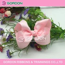 big cute hair clip, fashion korean ribbon hair clip, kids ribbon bow hair clip