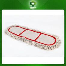 flat dust mop head