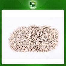 microfiber flat dust mop head
