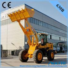 AOLITE 630B mini front loader 1.8cbm bucket capacity