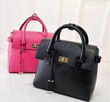 High qualtiy women gender PU tassel handbag/tote bag wholesale