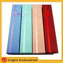 grey dot beauty arch specialty paper travel make up jewelry case/box wholesale alibaba hamsa opal necklace