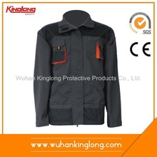 TC thick fabric fashion style wear tear jacket
