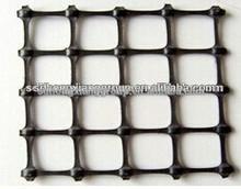 geogrid fabric/50kn biaxial geogrid fabric material/road construction material geogrid fabric