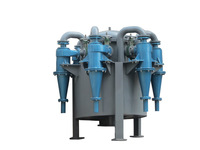 ISO good quality mining coal washery concentrated water cyclone separator