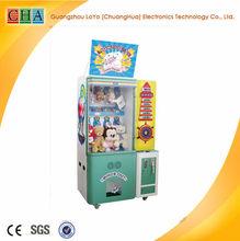 Máquina expendedora de juguetes/juguete juego de la captura de/juguete de premiación de la máquina