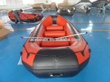 Inflatable river raft popular design on sale AR-410!!!