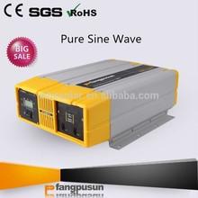 solar power dc to ac pure sine wave inverter sine wave output 1000w 1800w 100v to 240v