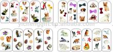 new designs fashion nail art sticker nails accessories custom nail stickers