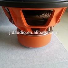 15 inch SPL subwoofer huge motor wonderful speaker subwoofer