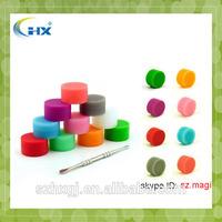 Non Stick Silicone Container Concentrate Oil,Silicone Jar DAB Wax Container,Silicone Container