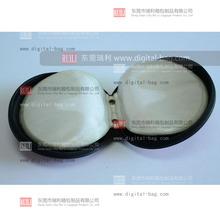 RLSOCO Red CD tool box ; Hard protective tool box DVD / CD / VCD case