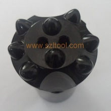 tungsten carbide long skirt R32 43mm 8 buttons bits